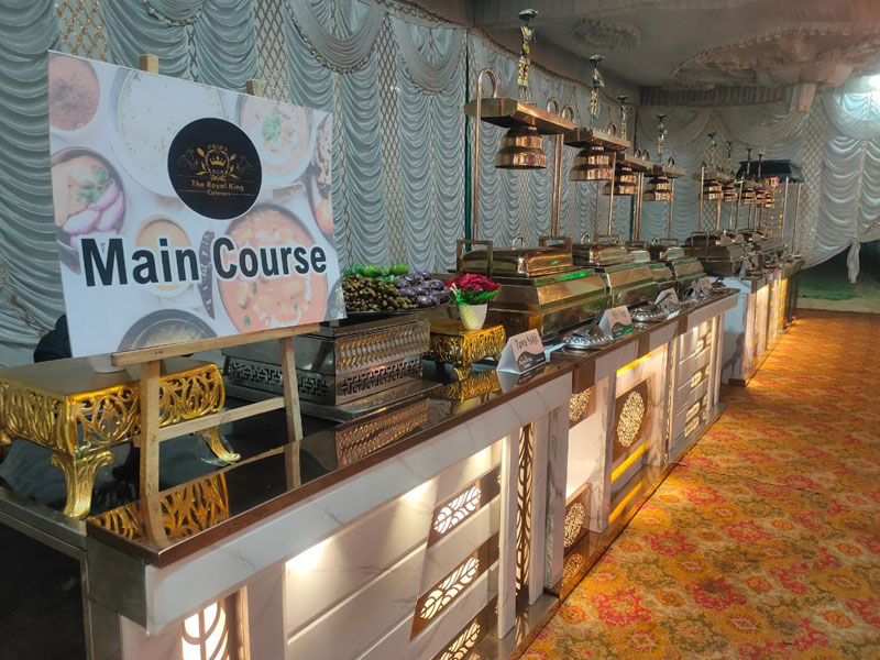 Benefits Of Hiring Professional Wedding Caterers
